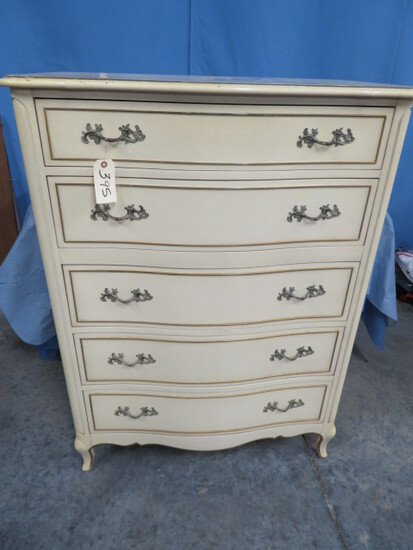 NICE DREXEL CHEST OF DRAWERS  5 DRAWERS