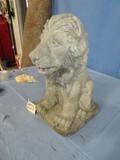 CONCRETE LION  17