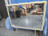 FRENCH PROVINCIAL MIRROR  46 X 34