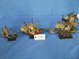 3 SHIPS  10 & 9