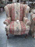 WING BACK CHAIR BY W & W FURNITURE