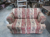 UPHOLSTERED LOVE SEAT BY W & W FURNITURE