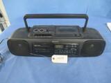 SONY RADIO/CASSETTE & CD BOOM BOX