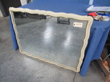 FRENCH PROVINCIAL WALL MIRROR  34 X 45 L