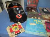78 RECORDS & A FEW 45 RECORDS- MOTOWN, BEACH MUSIC
