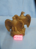 THE DOUBLE EAGLE COMMENORATIVE EDITION 1776-1976 AUTHORIZED BY US BICENTENNIAL SOCIETY DEWITT