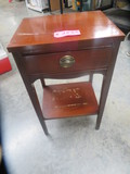 TALL NIGHT STAND /SIDE TABLE  27