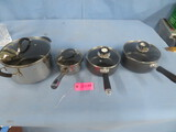 4 PC. COOKWARE