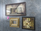 2 PRINTS AND ONE  FRAME