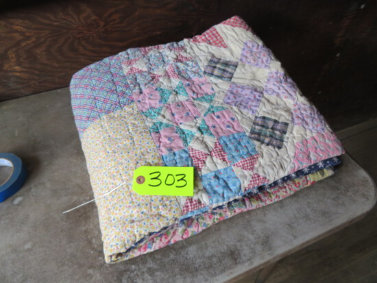 OLD COUNTRY QUILT