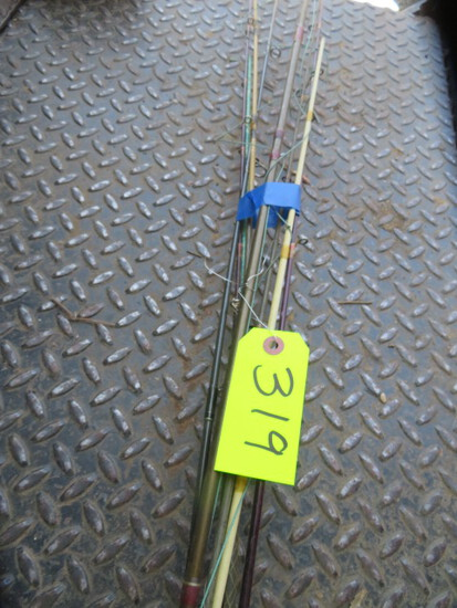 MISC. FISHING RODS