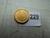 1853 Cornet Head $ 1 Gold Piece Image 2