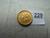 1853 Cornet Head $ 1 Gold Piece Image 1