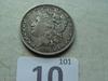 1891-O Silver Dollar