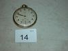 Elgin #44 604160  Made 1946-1947  15J  4 adjustments  Grade 546, Running