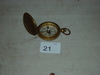 Compass, WW2 Surplus  Made by American Waltham Watch Co. Loose Back