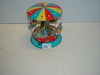 Tin litho windup toy   works   made in china Contemporary