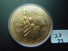 1976 Bicentennial, Gold Plated Medal