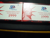 Pair of 1999 Silver Proof Sets-  KEY DATE