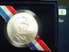 2009 BU Lincoln Silver Dollar