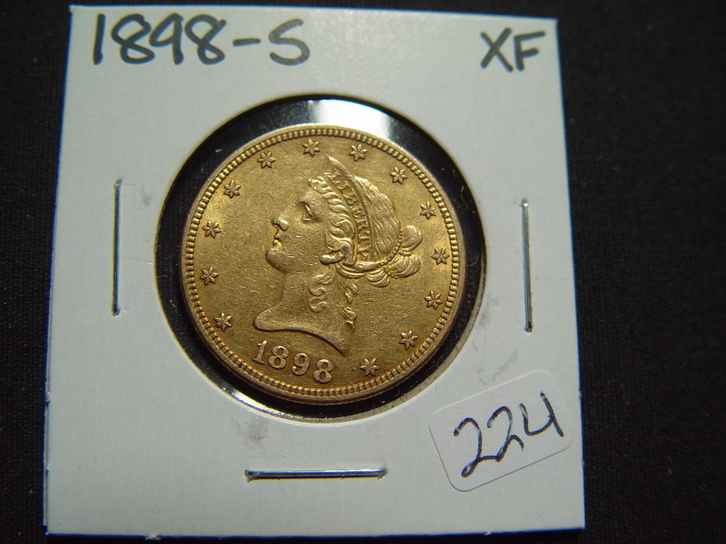 Unreserved Coin Auction! High Grade & Key Coins
