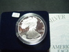 1995 Proof Silver Eagle w/COA   No box