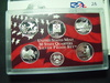 2008 Silver Statehood Quarters Proof Set