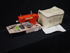 Signature Junior Battery Operated Sewing Machine w/case & instructions
