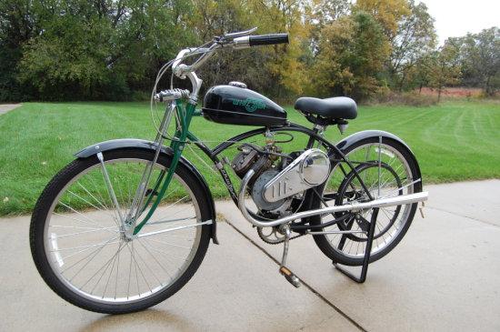 Whizzer Motor Bike  Unit