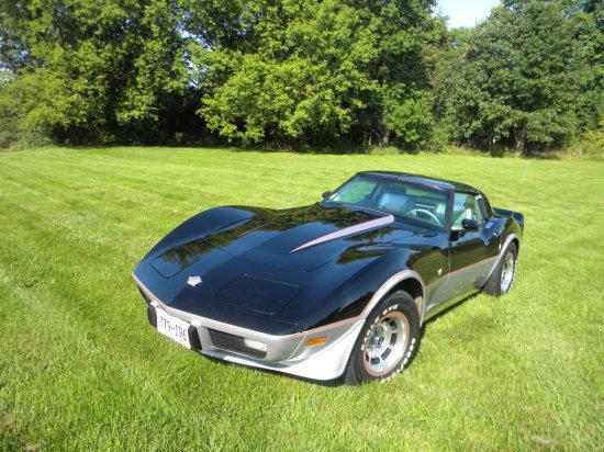 1978 Corvette Silver Anniversary Edition