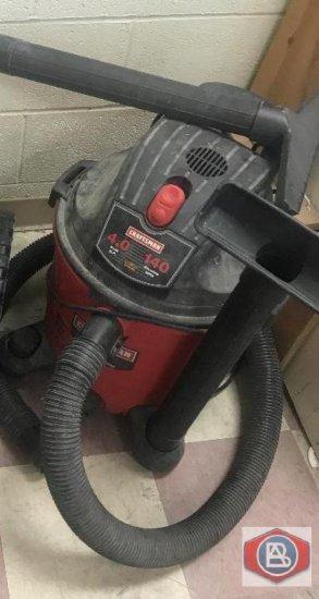 Craftsman Wet/Dry Vacuum 4.0 HP