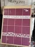Raspberry 8x8 with 2x2 dots