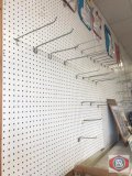 Four Sheets 4 x 6 Pegboard with Hooks