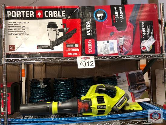 Porter Cable & Ryobi & more