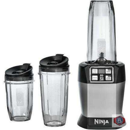 NutriBullet balance and Nutri Ninja