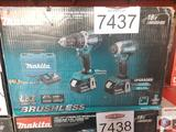 Makita 18-Volt LXT Lithium-Ion Brushless Cordless Hammer Drill and Impact Driver Combo Kit (2-Tool)