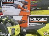Ryobi and Ridgid lot
