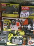 Ridgid and Ryobi lot