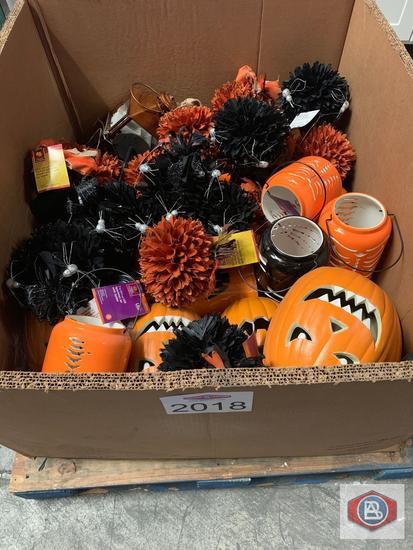 Harvest & Halloween pallet