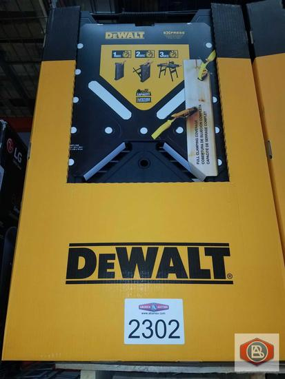 DEWALT 33 in. Folding Portable Workbench