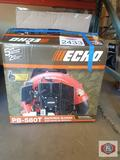 ECHO 215 MPH 510 CFM 58.2cc Gas 2-Stroke Cycle Backpack Leaf Blower with Tube Throttle