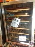 Frigidaire FFWC3822QS-1 22 Inch Freestanding Wine Cooler