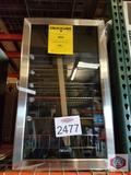 NewAir AB-1200 Beverage Cooler, Stainless Steel