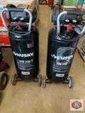 Husky compressors