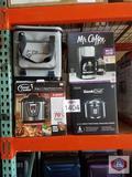 Mr Coffee Geek chef Powercooker