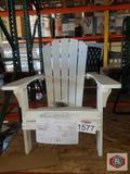Classic Adirondack Chair