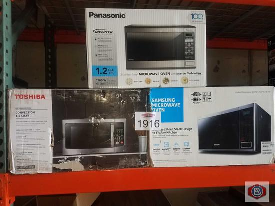microwave lot 3 pcs