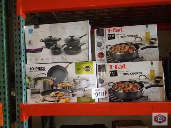 Cookware Tfal IKO + MORE 5 pcs
