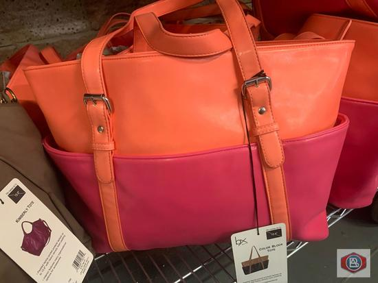 BX Buxton. Padded laptop tote protects laptops up to 15.6? with heavy density foam padding 6 color