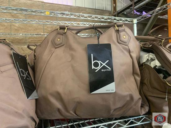 BX Buxton padded laptop tote protects laptops up to 15.6? with heavy density foam padding color